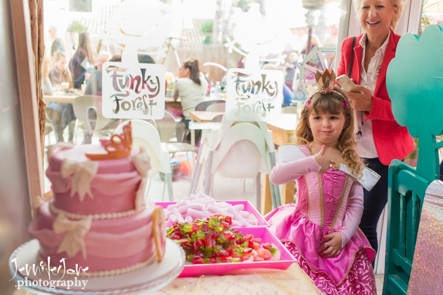 kids birthday parties marbella