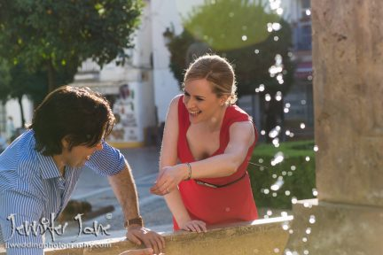 pre-wedding-shoot-marbella-old-town